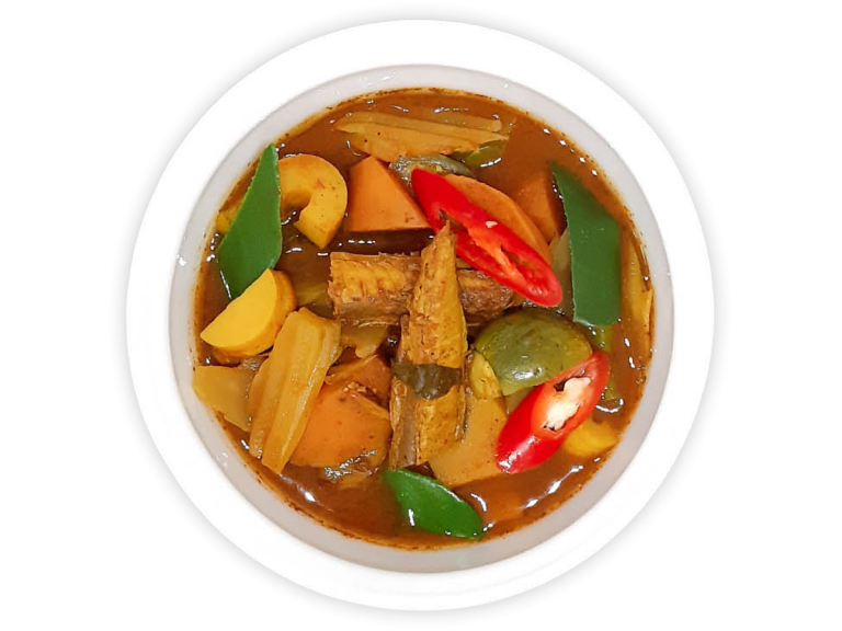 Spicy Fish Organs Soup-portfolio