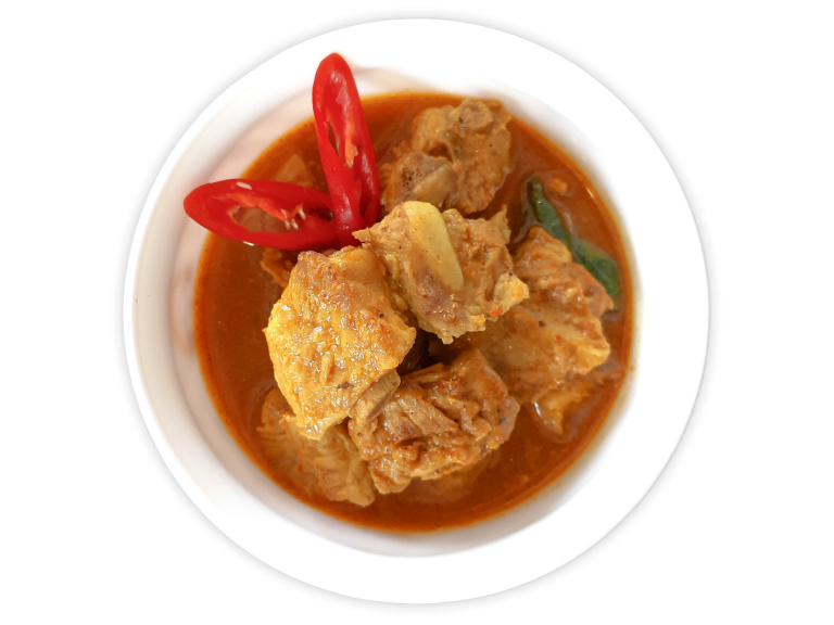 Southern Thai Pork Ribs Curry-portfolio