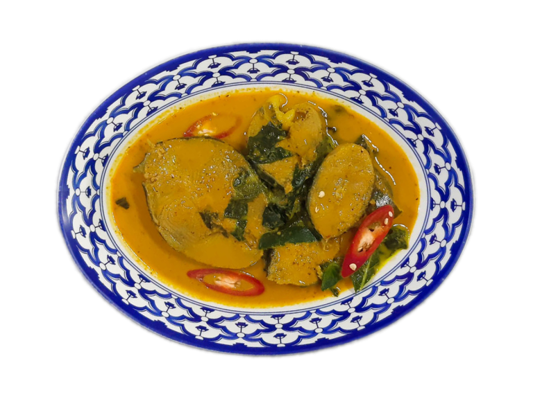 Spicy Creamy Catfish Curry with Wild Betal-portfolio